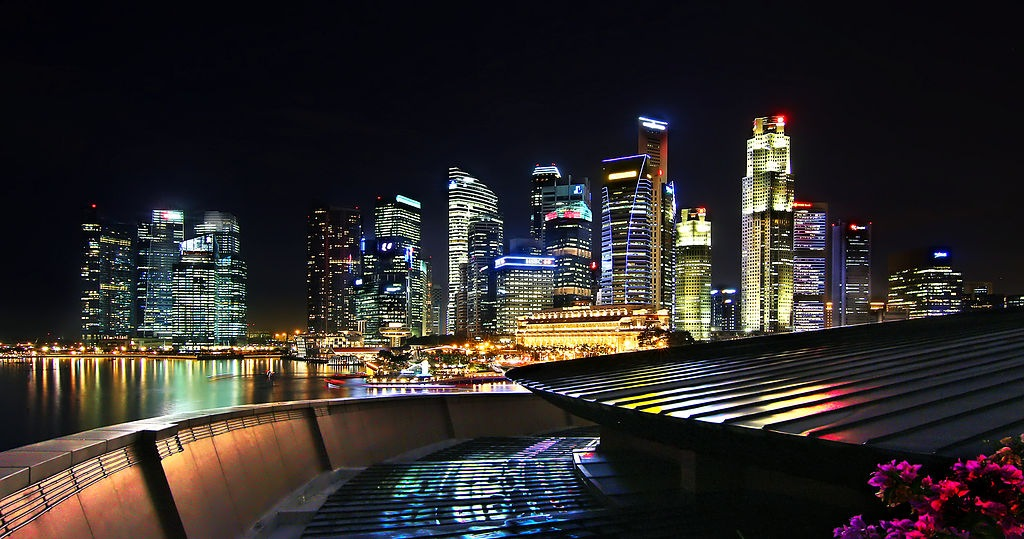 rooftop bars of Singapore
