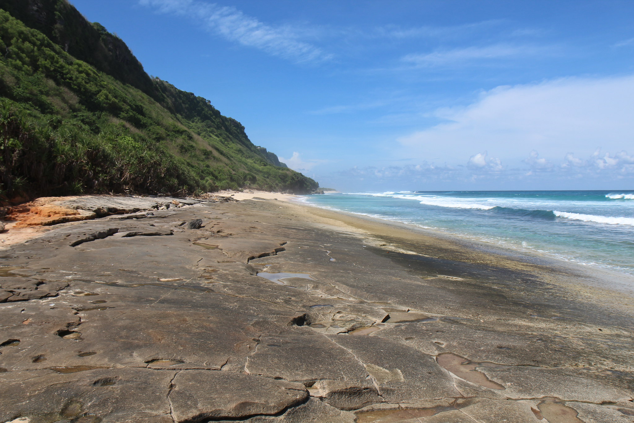 picturesque beaches of Bali