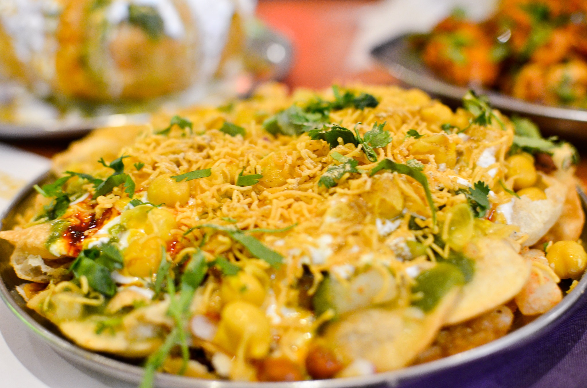 popular chaat of India
