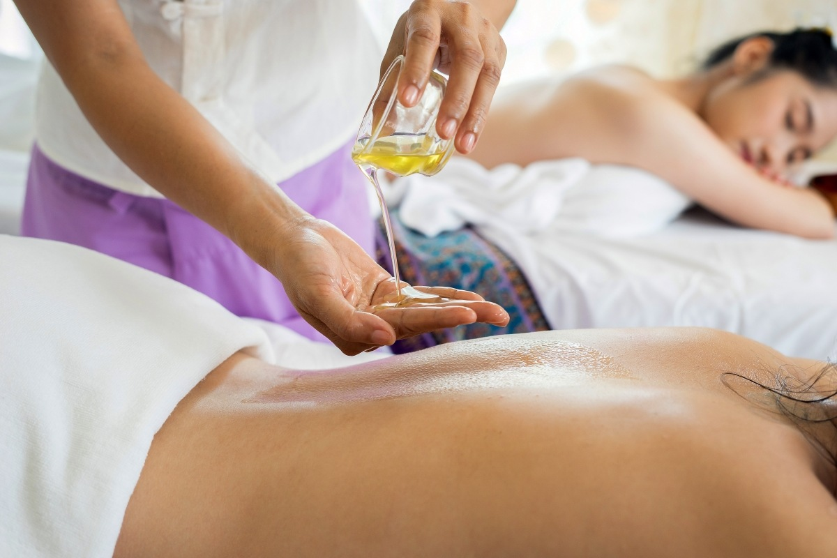 best spa for couples in Bali
