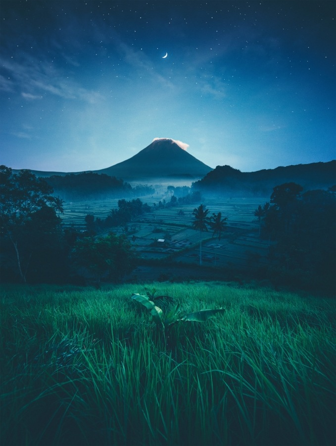 picturesque locations of Bali